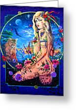 Lionessa Greeting Card by Keith Stillwagon
