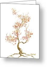 Little Tree 52 Greeting Card by Sean Seal