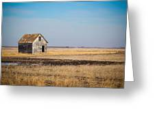 Lonely Ol' House Greeting Card by Christy Patino