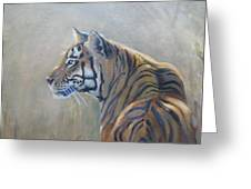 Look Out Greeting Card by Todd  Gates