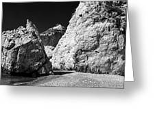 Love Rocks Greeting Card by John Rizzuto
