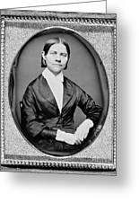Lucy Stone, American Abolitionist Greeting Card by Photo Researchers