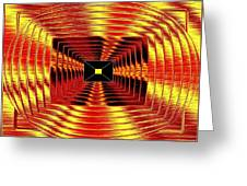 Luminous Energy 12 Greeting Card by Will Borden