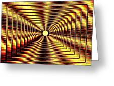 Luminous Energy 2 Greeting Card by Will Borden