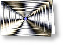 Luminous Energy 6 Greeting Card by Will Borden