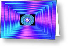 Luminous Energy 9 Greeting Card by Will Borden