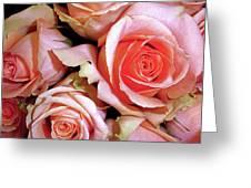 Lush Greeting Card by Lynda Lehmann