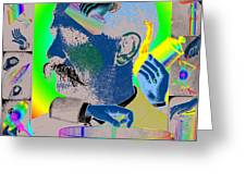 Manipulation Greeting Card by Eric Edelman