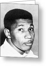 Medgar Evers (1925-1963) Greeting Card by Granger
