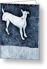 Missing Greeting Card by Kathryn Siveyer