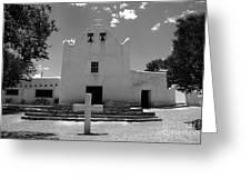 Mission San Jose Greeting Card by David Lee Thompson