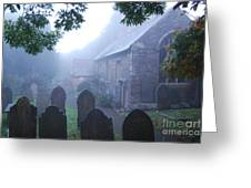 Misty St Budeaux Greeting Card by Donald Davis