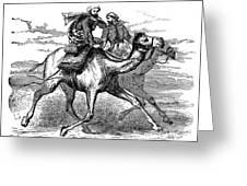 MOHAMMED (570-632) Greeting Card by Granger