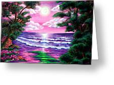 Monterey Greeting Card by Diana Lehr