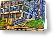 Morning Before Business Greeting Card by Stephen Younts