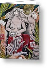 Mother Greeting Card by Sheri Howe