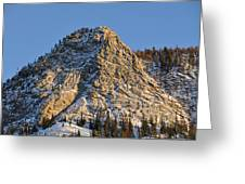 Mt. Royal Greeting Card by Tobin Truslow