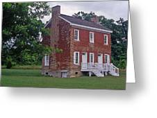 Natchez Trace Gordon House - 2 Greeting Card by Randy Muir