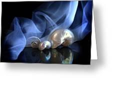 Nautilus Trio Greeting Card by Linda Olsen