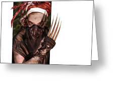 Neobedouin - Beast Dancer Greeting Card by Mandem