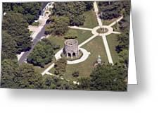 Newport Tower Rhode Island Greeting Card by Duncan Pearson