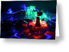 Night Mysteries Greeting Card by Barbara  White