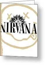 Nirvana No.06 Greeting Card by Caio Caldas