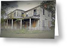 Odenton House Greeting Card by Brian Wallace