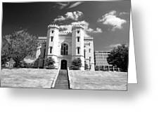 Old State Capital Greeting Card by Scott Pellegrin