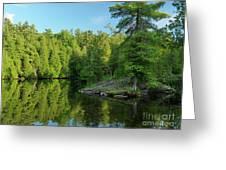 Ontario Nature Scenery Greeting Card by Oleksiy Maksymenko