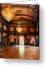 Other - The Ballroom Greeting Card by Mike Savad