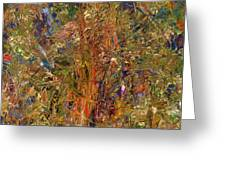 Paint Number 25 Greeting Card by James W Johnson