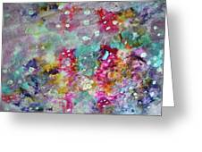 Panache Painting Greeting Card by Don  Wright