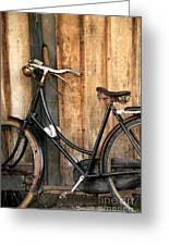 Parked Greeting Card by Charuhas Images