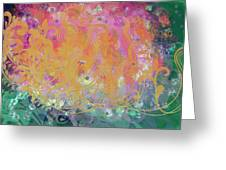 Pastel Painting Greeting Card by Don  Wright