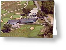 Philadelphia Cricket Club Flourtown Clubhouse 6075 W Valley Green Rd  Flourtown Pa  19031 Greeting Card by Duncan Pearson