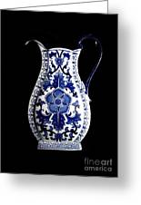 Porcelain1 Greeting Card by Jose Luis Reyes