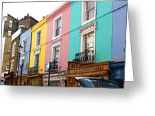 Portobello Road 02 Greeting Card by Yvonne Ayoub