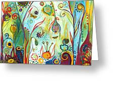 Possibilities Greeting Card by Jennifer Lommers
