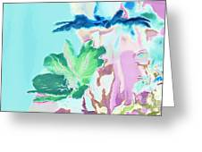 Pretty Bouquet A09z Greeting Card by Variance Collections