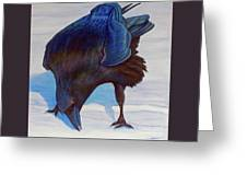 Que Pasa Greeting Card by Brian  Commerford