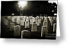 Resting Place Greeting Card by Scott Pellegrin