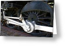 Retired Wheels Greeting Card by Todd Kreuter