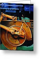 Revolutions Greeting Card by Chris Steinken