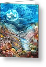 River Of Souls Greeting Card by Patricia Allingham Carlson