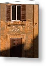 Roman Light 2 Greeting Card by Art Ferrier