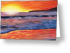 Sailor's Delight Greeting Card by Anne West