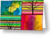 Seasons Greeting Card by Ramneek Narang