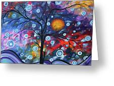 See The Beauty Greeting Card by Megan Duncanson