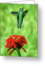 See Ya Later Greeting Card by Sue Melvin